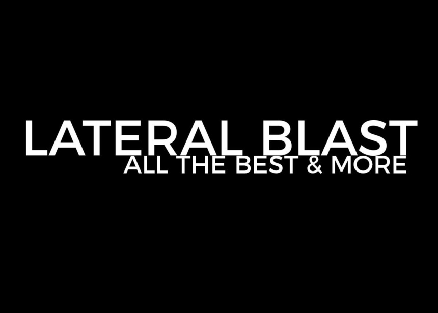 Lateral Blast: All the Best & More per iniziare il 2018